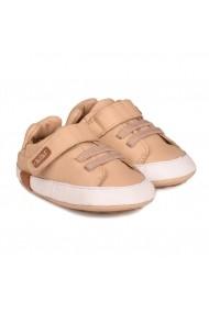 Pantofi Baietei Bibi Afeto New Beige/Alb