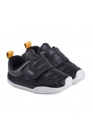 Pantofi Baieti BIBI Fisioflex 3.0 Negru-grafit
