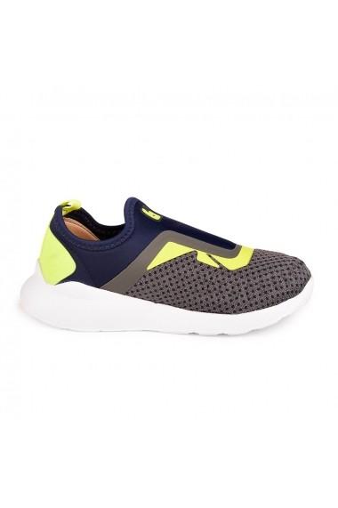 Pantofi Sport Baieti Bibi Evolution Grafit