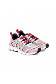 Pantofi Sport Baieti Bibi Icon Baby Gri