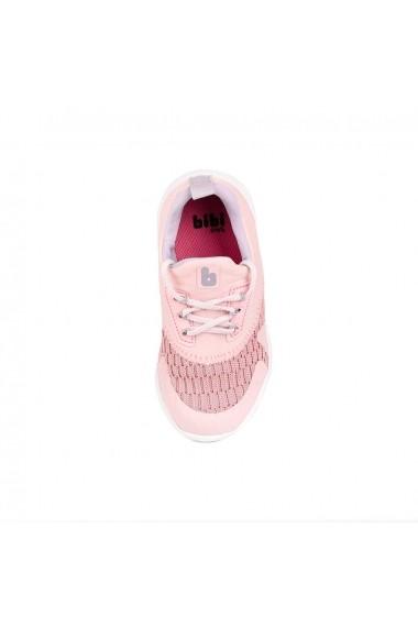 Pantofi Sport Fete Bibi Easy Roz/Astral