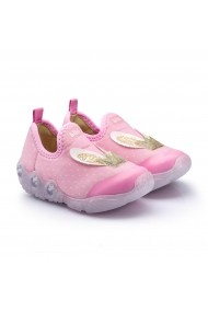 Pantofi Fete BIBI Space Wave Iepuras Roz