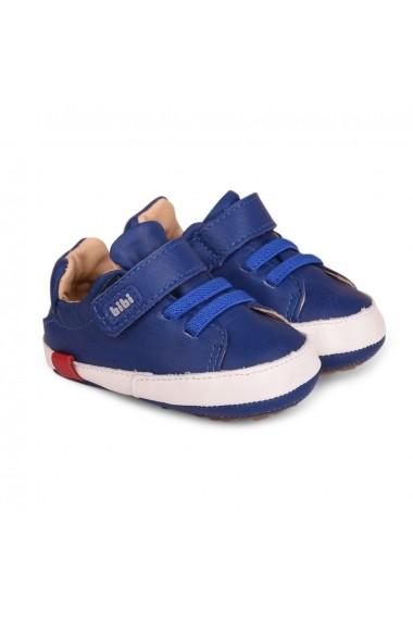 Pantofi Baietei Bibi Afeto New Albastru/Alb