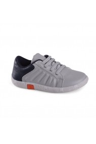 Pantofi Baieti Bibi Walk Baby New Gri
