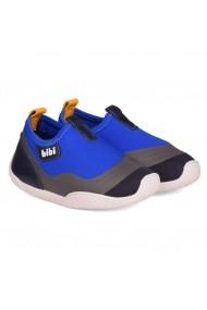 Pantofi Baieti Bibi Fisioflex 3.0 Albastru/Gri