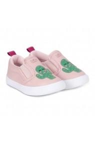 Pantofi Fete Bibi Agility Mini Roz-Cactus