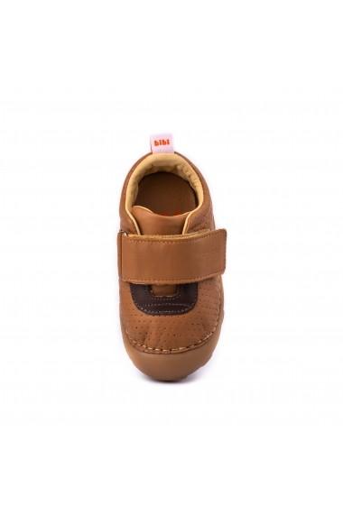 Pantofi Baieti Bibi Grow II Brandy