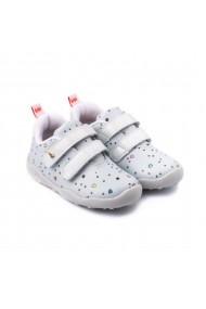 Pantofi Fete Bibi Fisioflex 4.0 Happy Place Ice