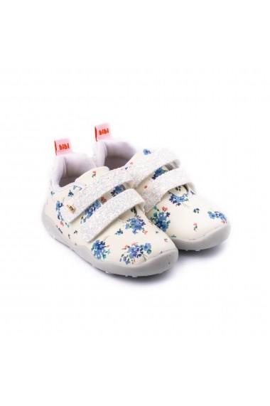 Pantofi Fete Bibi Fisioflex 4.0 Blue Garden