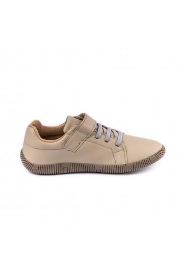 Pantofi Baieti Bibi Walk New Craft Cu Velcro
