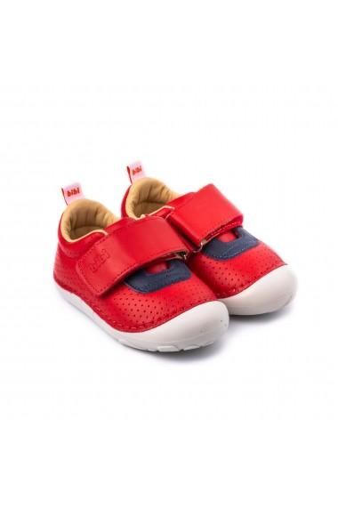 Pantofi Unisex Bibi Grow II Rosii