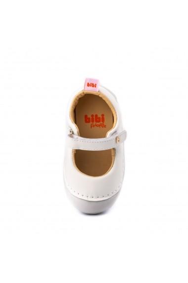 Pantofi Fete Bibi Grow II Albi