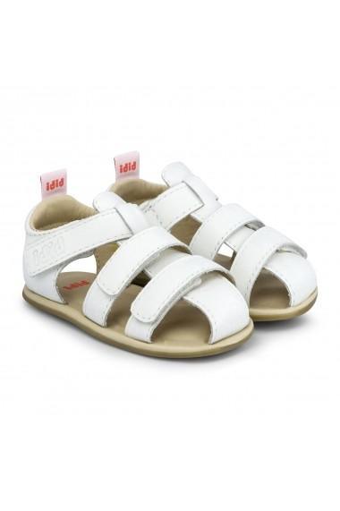 Sandale Baietei Bibi Afeto V Albe