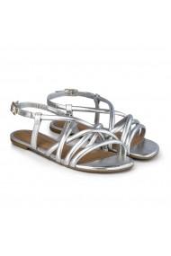 Sandale Fete Bibi Little Me Silver