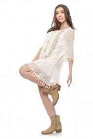 Rochie midi Joolnettine Miss Summer 30179 Alba