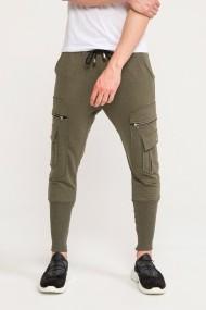 Pantaloni RNT23 2474 Kaki