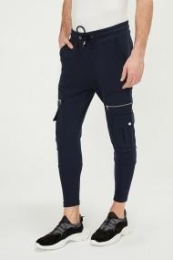 Pantaloni RNT23 2474 Bleumarin