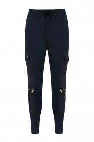 Pantaloni RNT23 2545 Bleumarin