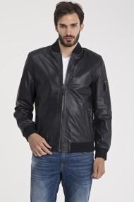 Jacheta din piele IPARELDE IPAM1003 Bleumarin