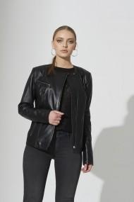 Jacheta din piele IPARELDE IPAWZ36 Negru
