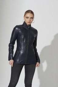 Jacheta din piele IPARELDE IPAWZ27 Bleumarin