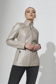 Jacheta din piele IPARELDE IPAWZ27 Bej