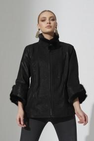 Jacheta din piele IPARELDE IPAWZ18 Negru
