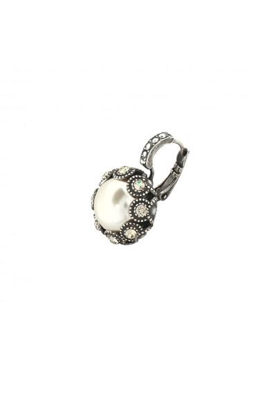 Cercei Casablanca placati cu argint 925 - 1386-1006sp6