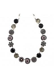Colier Black Velvet placat cu argint 925 - 3279-1073SP