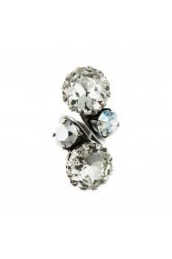 Inel Gardenia placat cu argint 925 - 7133/2-1328SP