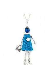 Bambola in Stile Amsterdam-New-Blue