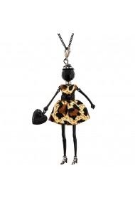 Bambola in Stile Nairobi-Black