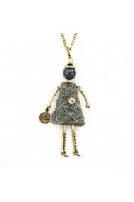 Bambola in Stile Bassel-Grey