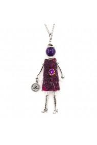 Bambola in Stile Bassel-Purple