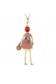 Bambola in Stile Philadelphia-Red