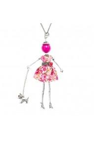 Bambola in Stile Roxanne`s Lovely Dog-Pink