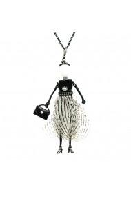 Bambola in Stile Johannesburg-Black