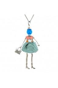Bambola in Stile Rimini-Blue