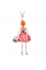 Bambola in Stile Positano-Orange