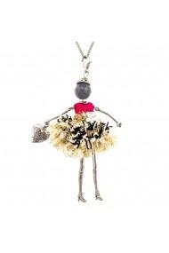 Bambola in Stile Haga-Lux-Grey
