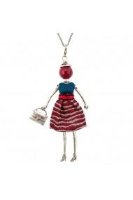Bambola in Stile Rimini-Elegant-Red