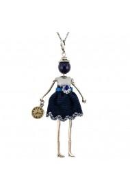 Bambola in Stile Hannover-Blue