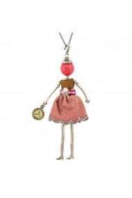 Bambola in Stile Hannover-Pink