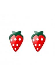Cercei Argint 925 pentru copii Fresh Strawberry