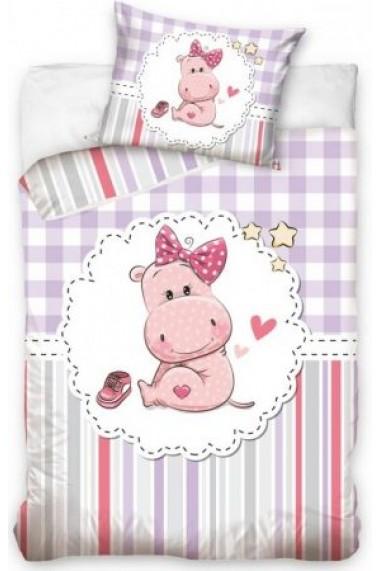 Lenjerie de pat baby Disney 100x135cm - 40x60 cm