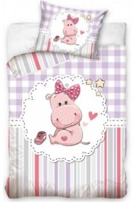 Lenjerie de pat baby Disney 100x135cm - 40x60 cm
