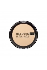 Pudra Relouis pro Icon Look Satin Face Powder compacta 9 g 765-18-01