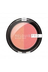 Fard de obraz compact Relouis Pro Blush Duo 5 g 760-17-201