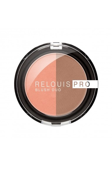 Fard de obraz compact Relouis Pro Blush Duo 5 g 760-17-203