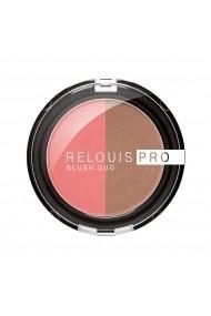 Fard de obraz compact Relouis Pro Blush Duo 5 g 760-17-204